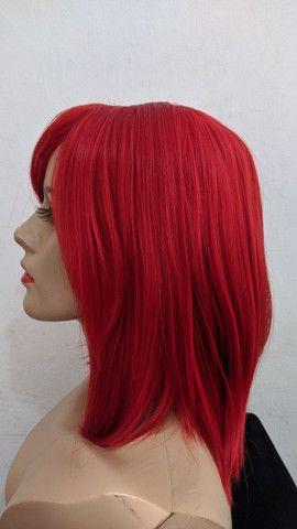 Wig comum fibra futura nova - Foto 3