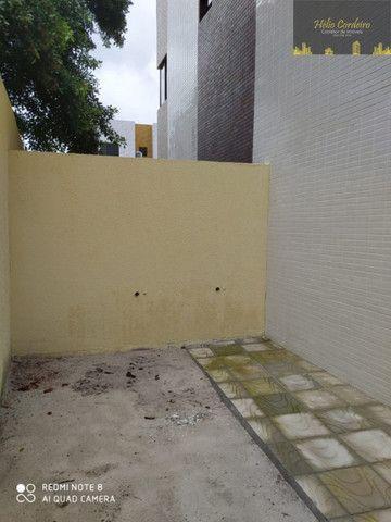 Apartamento térreo nos Bancários com 2 quartos, sendo 1 suíte e área privativa - Foto 14