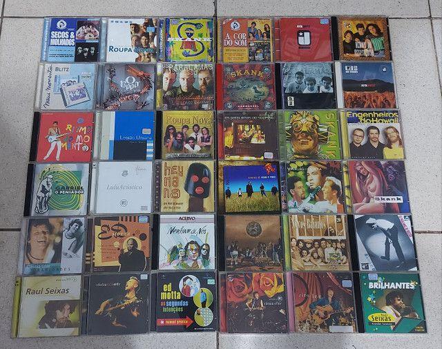 CD'S/II LOTE C,/39 CD'S/ROCK NACIONAIS