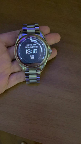 Relógio Smartwatch Michael Kors Access Mkt5012/1ai