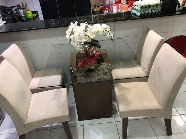 Vende mesa 4 cadeiras  - Foto 2
