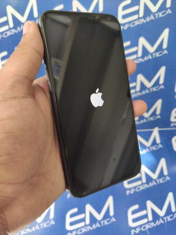 Apple 11 Preto 128GB - Seminovo - Somos Loja Fisica Niterói - Foto 2