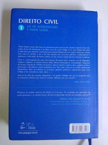 Livros de Direito Civil v 1 - Flávio Tartuce - Foto 2