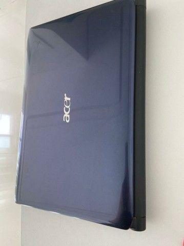 Notebook Acer Aspire para uso com monitor ou retirada de peças - Foto 3