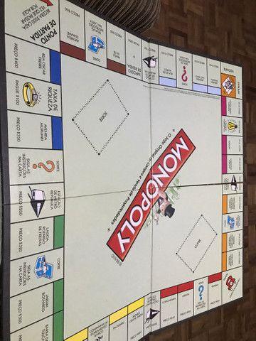 Jogo monopólio  - Foto 2