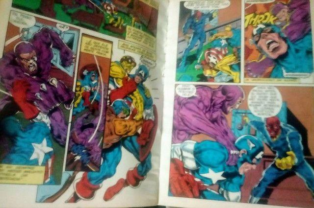 "Batman + HULK + Capitão America & ""Marvel EXcalibur"" - Foto 4"
