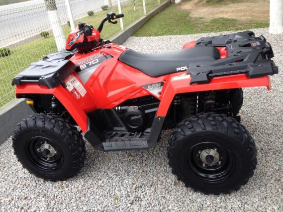 HONDA TRX QUADRICICLO POLARIS 570CC TOP