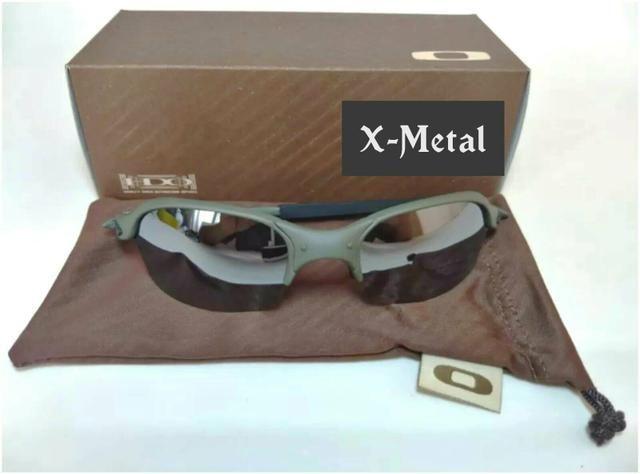37abb868c Óculos de Sol Oakley Romeo 2 xmetal Espelhado Novo na Caixa e Frete Grátis  - Foto