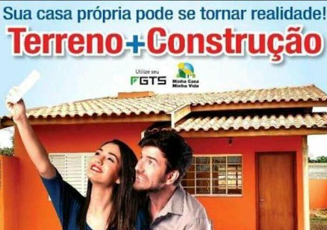 Terreno e construção - Foto 2