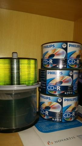 Midia cd-r Philips