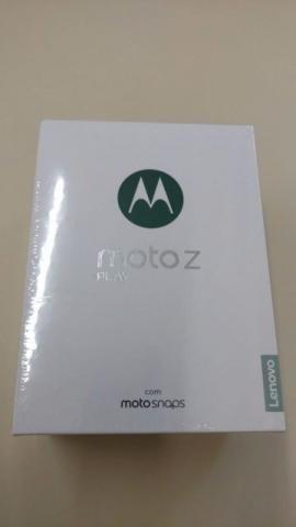 Motorola Moto Z Play XT1635 Nacional Original ### Ler Anúncio