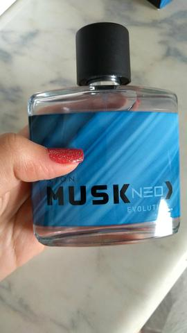 Musk neo evolution avon a pronta entrega