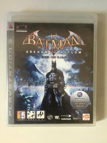 Batman- Arkham Asylum PS3