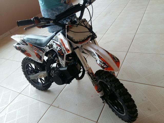 Mini Moto infantil. 49cc