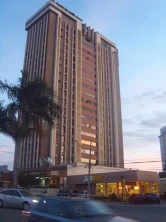 Flat residencial à venda, Setor Oeste, Goiânia.