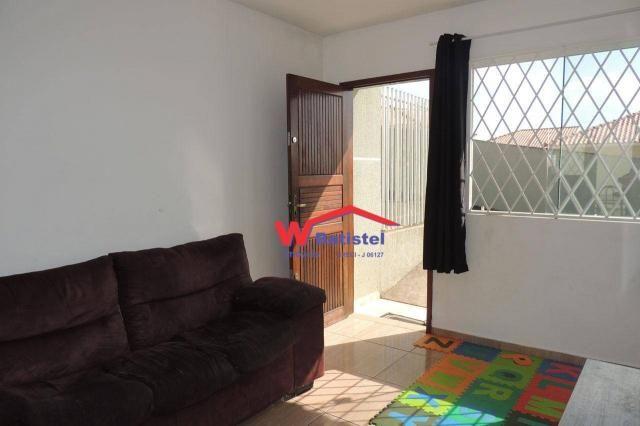 Casa com 3 dormitórios à venda, 56 m² por r$ 190.000 - rua presidente faria nº 1317 - são  - Foto 4