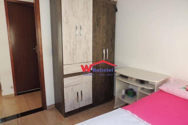 Casa com 3 dormitórios à venda, 56 m² por r$ 190.000 - rua presidente faria nº 1317 - são  - Foto 10