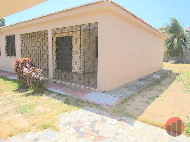 Casa para alugar, 170 m² por R$ 1.200,00 - Messejana - Fortaleza/CE - Foto 2