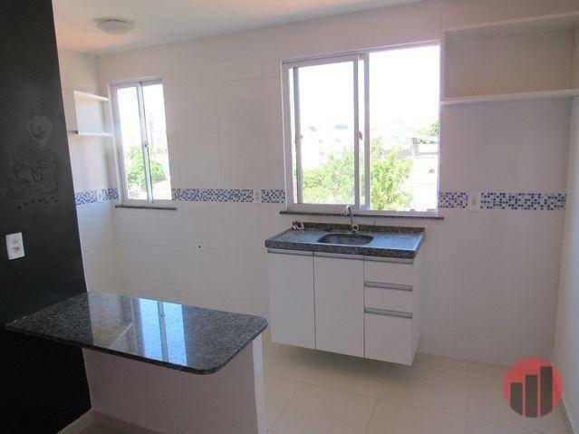 Apartamento para alugar, 30 m² por R$ 900,00/mês - Varjota - Fortaleza/CE - Foto 8