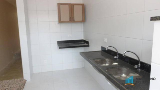 Casa com 1 dormitório para alugar, 38 m² por R$ 609,00/mês - Álvaro Weyne - Fortaleza/CE - Foto 8