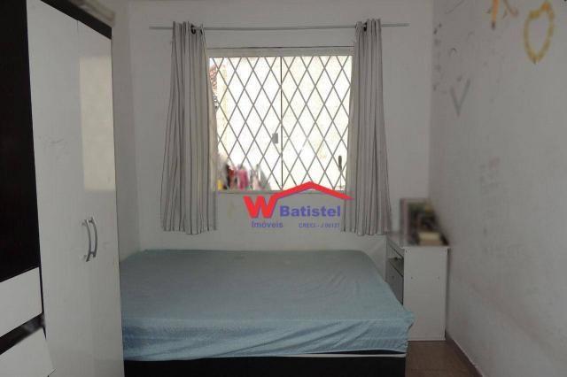 Casa com 3 dormitórios à venda, 56 m² por r$ 190.000 - rua presidente faria nº 1317 - são  - Foto 12