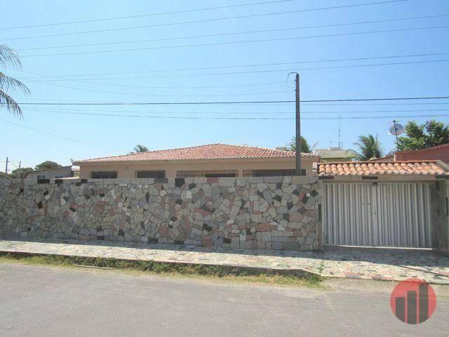 Casa para alugar, 170 m² por R$ 1.200,00 - Messejana - Fortaleza/CE