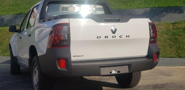 Renault Oroch 1.6 2020 NOVA! - Foto 6
