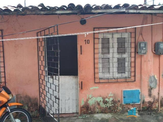 Casa com 1 dormitório para alugar, 30 m² por R$ 259,00/mês - Cristo Redentor - Fortaleza/C - Foto 2