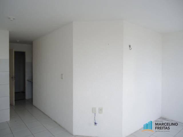 Apartamento com 1 dormitório para alugar, 50 m² por R$ 609,00/mês - Centro - Fortaleza/CE - Foto 5