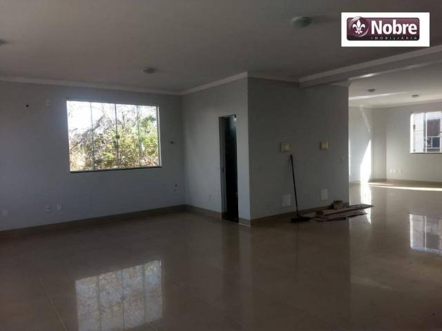 Sala para alugar, 187 m² por r$ 4.005,00/mês - plano diretor sul - palmas/to - Foto 8