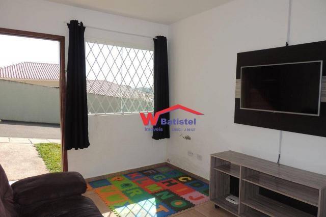 Casa com 3 dormitórios à venda, 56 m² por r$ 190.000 - rua presidente faria nº 1317 - são  - Foto 5