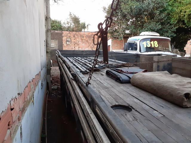 MB 1618 Truck Graneleiro Reduzido - Foto 6
