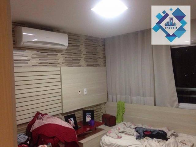 Apartamento residencial à venda, Parquelândia, Fortaleza. - Foto 2