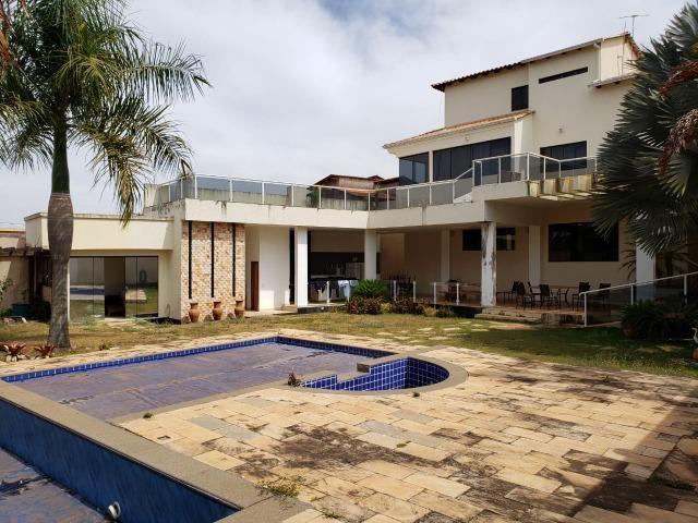 Samuel Pereira oferece: Mansão Moderna Vicente Pires 3 Piscinas 5 Suites Churrasqueira