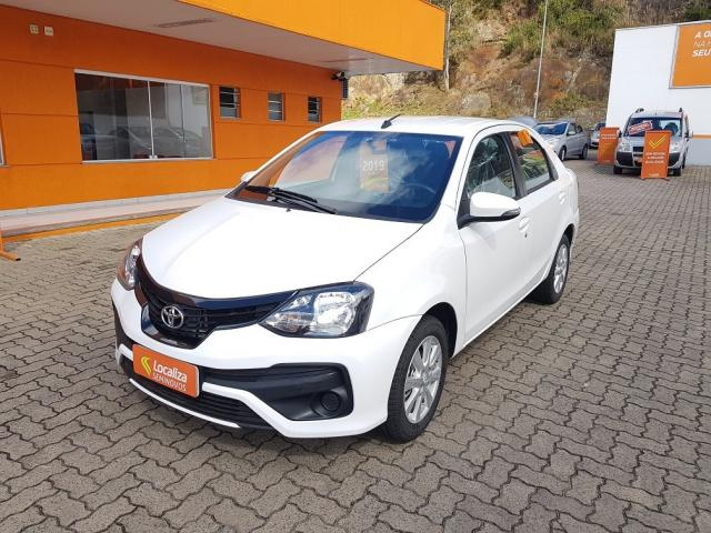 TOYOTA ETIOS 2018/2019 1.5 X SEDAN 16V FLEX 4P AUTOMÁTICO - Foto 2