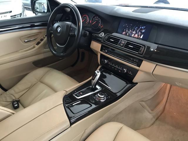 BMW 535i 3.0 Bi-Turbo 2011 Top de Linha - Foto 10