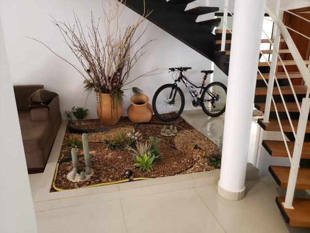 Samuel Pereira oferece: Mansão Moderna Vicente Pires 3 Piscinas 5 Suites Churrasqueira - Foto 8