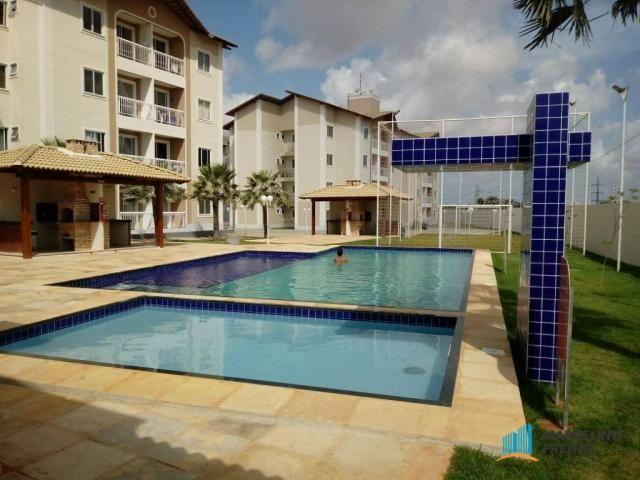 Apartamento residencial para locação, Prefeito José Walter, Fortaleza. - Foto 7