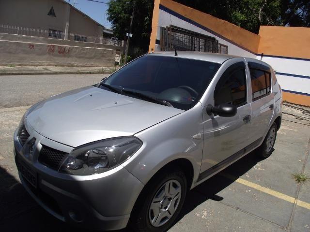 Renault - Sandero Expression 1.0 2009 - Flex lindo