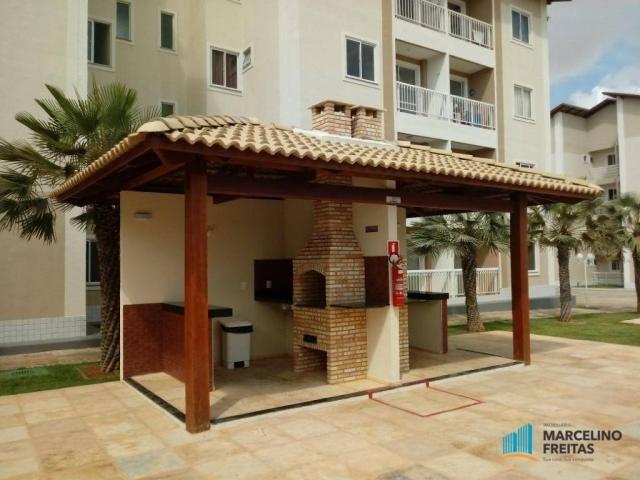 Apartamento residencial para locação, Prefeito José Walter, Fortaleza. - Foto 5