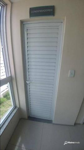 Apartamento com 1 dormitório para alugar, 34 m² por R$ 1.500,00/mês - Jardim Renascença -  - Foto 16