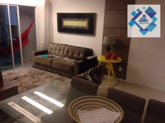 Apartamento residencial à venda, Parquelândia, Fortaleza. - Foto 7
