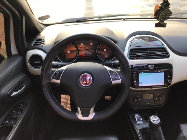 Fiat Punto T-Jet 1.4 turbo 2016 - Foto 10