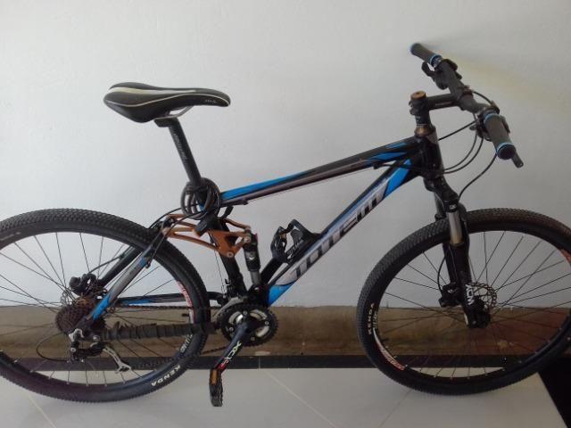 elegir original bastante agradable entrega gratis Bicicleta aro 29 full suspension XCM+Fox FloatR, cambio Shimano 27