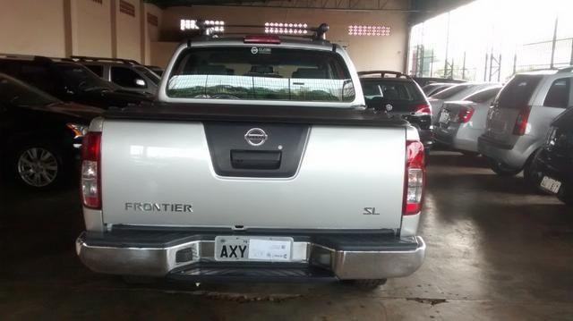 Frontier SL 4X4 190CV Tb Diesel Automática 2014 - Foto 2