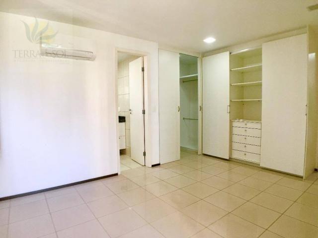 Apartamento com 3 dormitórios à venda, 149 m² por R$ 875.000 - Guararapes - Fortaleza/CE - Foto 16
