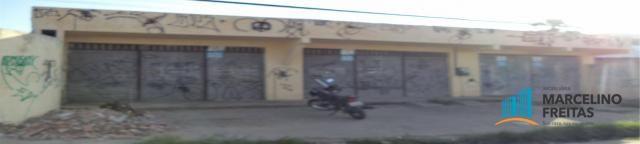 Galpão comercial para locação, Parque Presidente Vargas, Fortaleza. - Foto 2