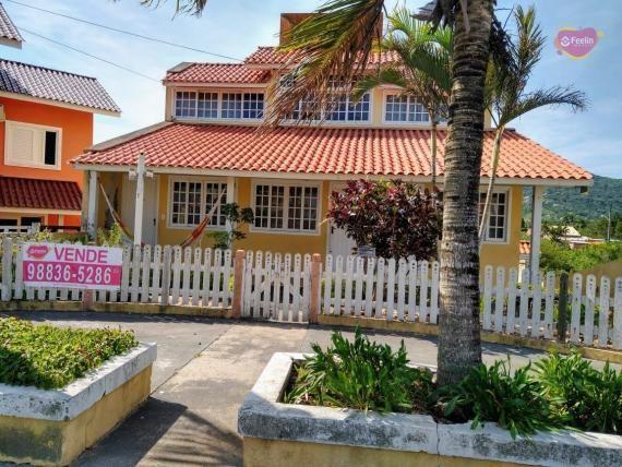 Casa à venda com 5 dormitórios em Açores, Florianópolis cod:A1043 - Foto 3