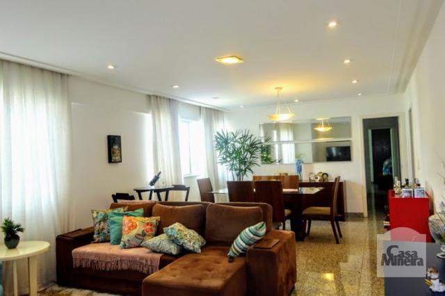 Apartamento à venda com 4 dormitórios em Buritis, Belo horizonte cod:258412