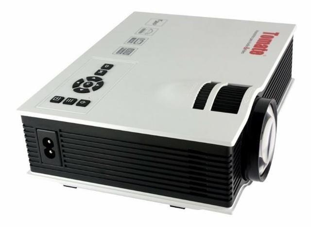 Mini Projetor Led 800 Lumens 1080p HDMI - Foto 5